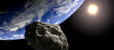 Asteroide grande come un edificio transiterà tra la Terra e la Luna il 22 marzo