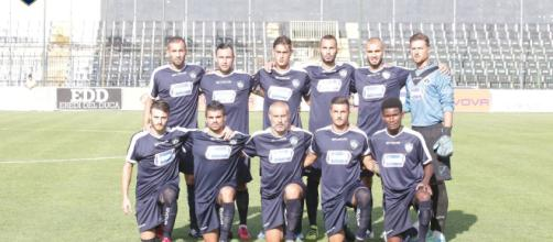 Cavese, con la Gelbison ultime prove prima del campionato ... - campaniafootball.com