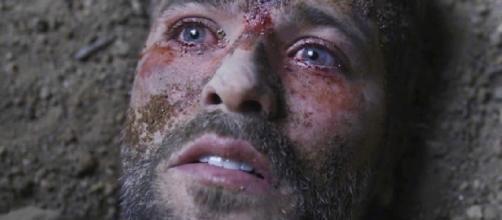 Gabriel fica entre a vida e a morte (Reprodução/Rede Globo)