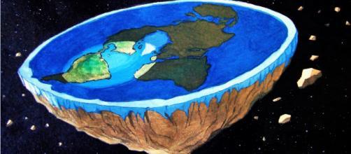 Para algunos la Tierra es ¡Plana! | DiosUniversal - diosuniversal.com
