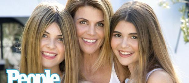 Lori Loughlin has been cut by Netflix and Hallmark following the college admission scam. [Image Credit] PeopleTV/YouTube