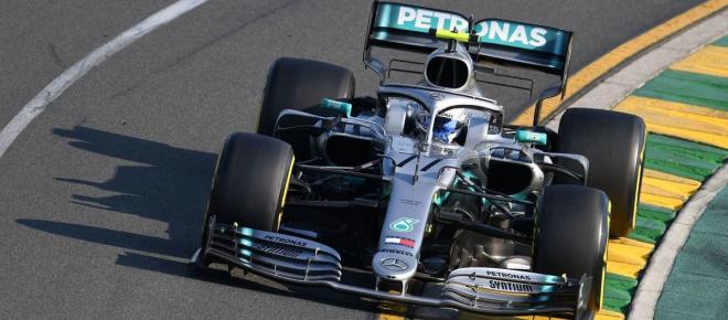F1 : le top 5 des constructeurs après le GP d'Australie