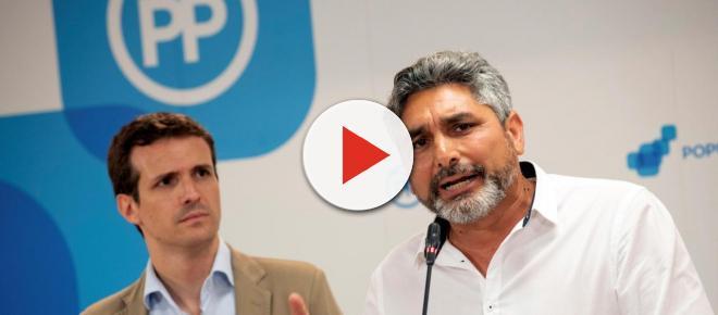 Indignación en redes ante el fichaje de Juan José Cortes como cabeza de lista del PP