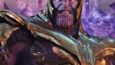 Thanos protagoniza la portada de la nueva película de Los Vengadores