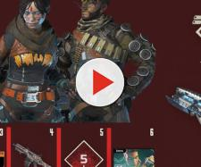 A new Battle Pass has been revealed. - [Respawn Entertainment / Apex Legends screencap]