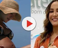Claudia Leitte grávida faz o enxoval do bebê em Orlando (Reprodução Instagram)