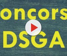 Concorso DSGA prova pre selettiva, calendario e materie da studiare