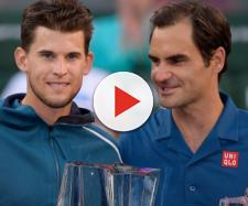 Indian Wells: Dominic Thiem élimine Roger Federer en finale.
