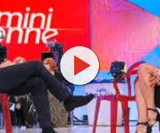 Uomini e donne puntata del 18 marzo: David bacia Cristina ed escono dal programma