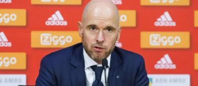 Ajax, Ten Hag sulla Juventus: 'Deve vincere la Champions, è la favorita'