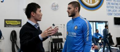 Inter, fine della crisi con Icardi: ci sarebbe il patto con il presidente Zhang