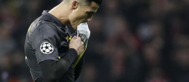 Juventus, l'Uefa apre ufficialmente un'inchiesta sul gesto di Cristiano Ronaldo