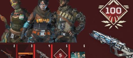 A new Battle Pass has been revealed. - [Respawn Entertainment / Apex Legends screencap]