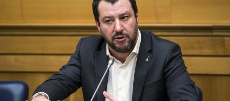 Matteo Salvini continua a sostenere la fattibilità della Flat tax - certastampa.it