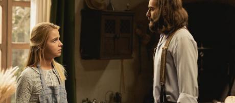 Trame Il Segreto: Antolina manipola Isaac contro Matias e Consuelo