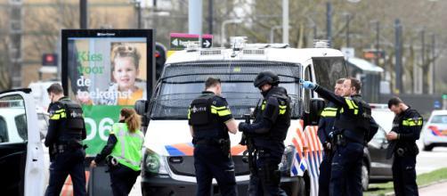 Atentado en Utrecht, nivel 5 antiterrorista
