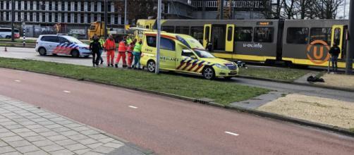 Atirador mata três pessoas e deixa nove feridos em estação de bonde na Holanda. (Foto: Reprodução)