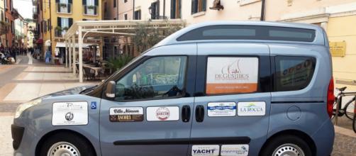 Bardolino, veicolo per anziani e sociale