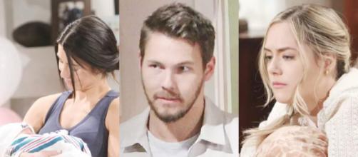 Beautiful' anticipazioni Liam confessa a Steffy di amarla