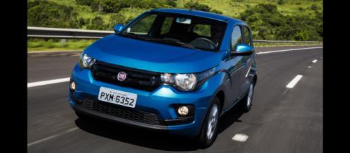 Fiat Mobi, ecco la piccola brasiliana - motor1.com