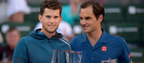 Indian Wells: Dominic Thiem élimine Roger Federer en finale.