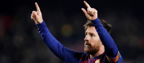 Le message de Lionel Messi pour Sala - FC Barcelone - Blaugranas.fr - blaugranas.fr