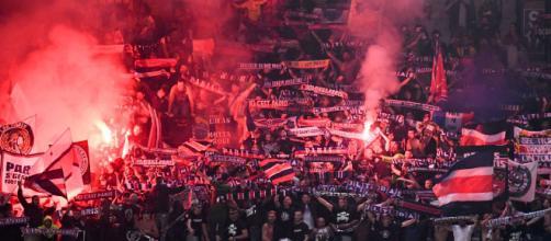 Paris SG-Nice : Les ultras parisiens sous surveillance - lefigaro.fr