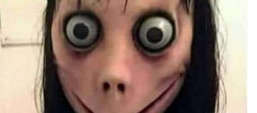 Personagem Momo aparece em vídeos infantis. (Foto: Reprodução/Arquivo Blasting News)
