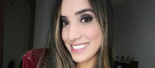 Roberta Pacheco estava em coma induzido há 2 semanas (Foto: Reprodução/Facebook)