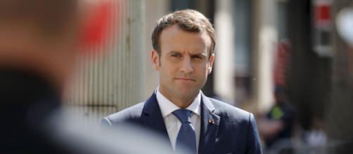 Sondage Odoxa : léger repli pour la côte de popularité d'Emmanuel Macron