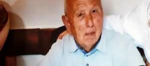 Foto di Emanuele Cecconi, l'anziano uomo scomparso da Perugia