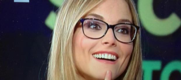 Francesca Fialdini, conduttrice de La vita in diretta