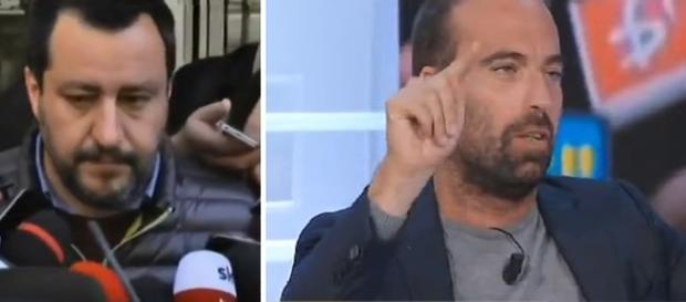 Marattin fa fermare un servizio su Matteo Salvini in onda su La 7