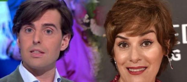 Pablo Montesinos y Anabel Alonso