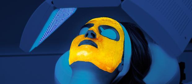 Paziente durante il trattamento (immagine fornita da Kleresca)