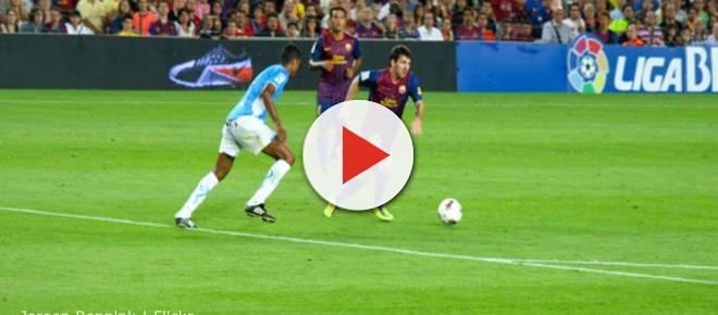 Lionel Messi's hat-trick seals Barca's 4-1 win over Betis