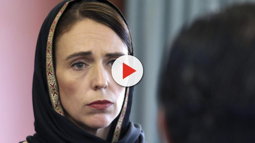 New Zealand PM Ardern visits mourners following Christchurch attacks