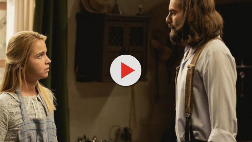 Anticipazioni Il Segreto: Antolina manipola Isaac contro Matias e Consuelo