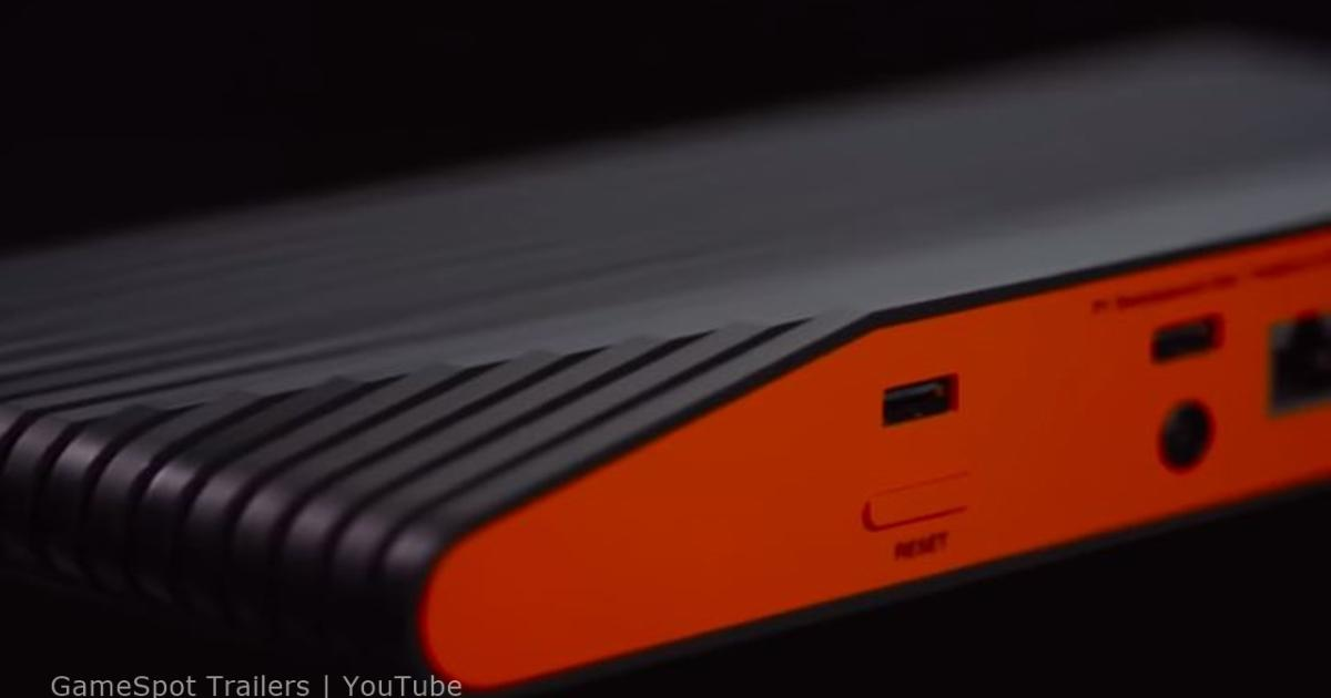 The Atari VCS console has been delayed again and may come late in 2019
