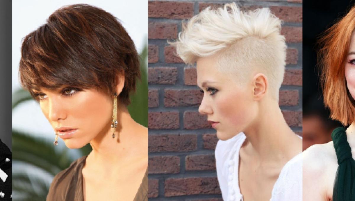 Tagli di capelli corti donne 2019