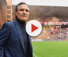 Cesare Prandelli sogna in grande con il Genoa