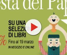 Festa del papà: sconcerto la campagna pubblicitaria della Feltrinelli