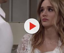 Kyle and Summer on 'Y&R.' - [CBS / YouTube screencap]