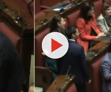 L'intervento di Dario Franceschini ha scatenato la bagarre alla Camera dei Deputati.