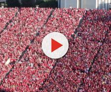Moliki Matavao could be a huge get for Nebraska football [Image via Kevin Thomas/YouTube]