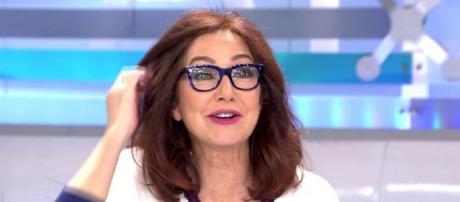 """Ana Rosa: """"¿Qué sorpresa nos dará Pablo Iglesias? A lo mejor se corta la coleta"""". / TELECINCO"""