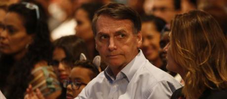 O presidente Jair Bolsonaro. (Fernando Frazão /Agência Brasil)