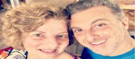 Luciano Huck posta homenagem para a mãe (Foto: Instagram)