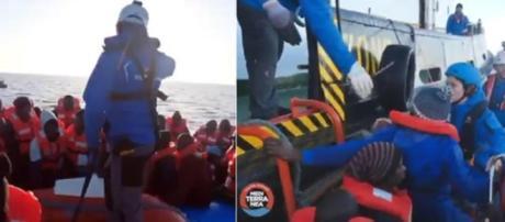 Ong, un'altra nave pronta a sbarcare a Lampedusa