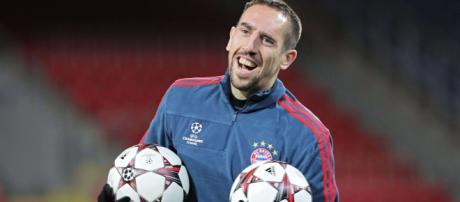Un fidèle adepte de la Compétition qui ne va malheureusement pas trouver ce sourire durant les huitièmes de finale